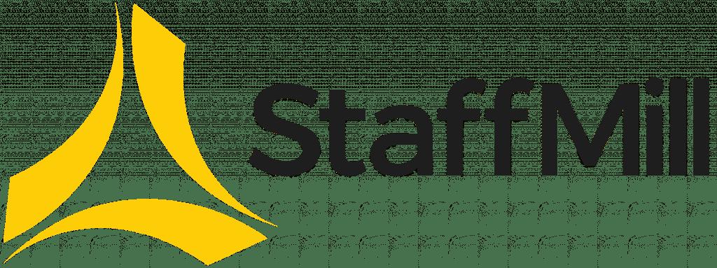 Staffmill logo